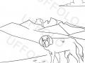cane-in-montagna