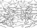 giocare-a-palle-di-neve
