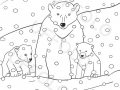 orso-polare-e-cuccioli
