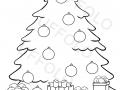 albero-di-natale-con-le-palline
