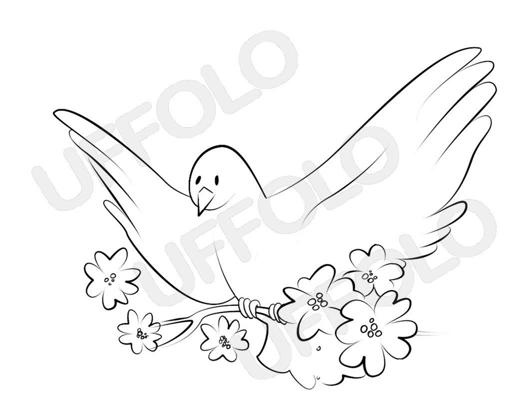 Disegni pasquali da stampare e colorare uffolo for Disegni da colorare di pasqua