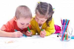 stimolare i bambini attraverso il disegno