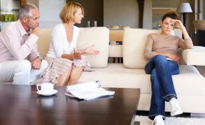 L'adolescenza e i genitori