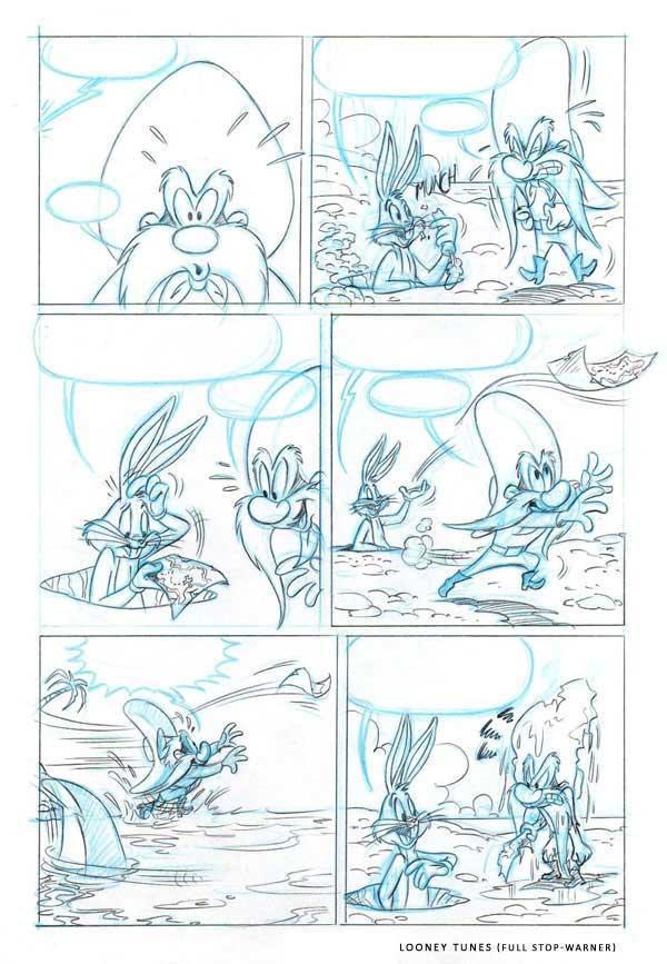 disegnare-fumetti-a-mano