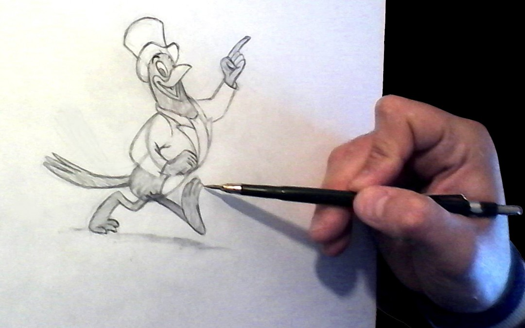 Creare un personaggio: cartoni animati e fumetti