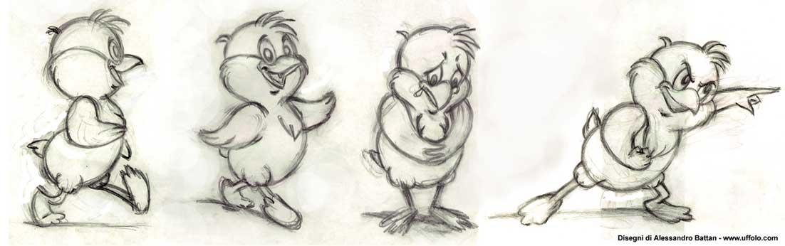 Imparare A Disegnare Nuovi Personaggi Dei Fumetti Uffolo
